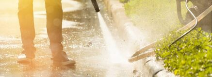 driveway cleaning company alexandria virginia